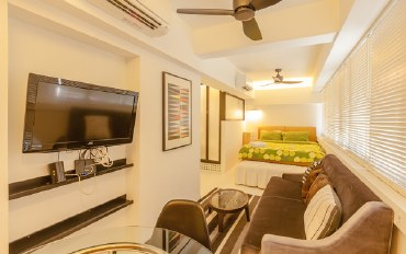 新加坡酒店公寓住宿:豪华城市一室公寓@中峇鲁