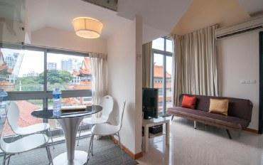 新加坡酒店公寓住宿:带私人按摩浴缸的阁楼公寓