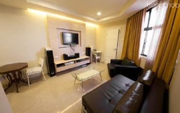 新加坡酒店公寓住宿:海滩高级公寓