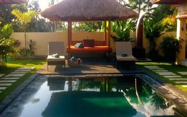 巴厘岛酒店公寓住宿:仓古米场一室别墅