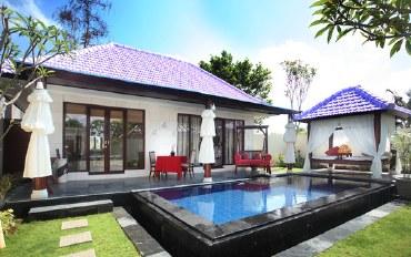 巴厘岛酒店公寓住宿:库塔蜜月别墅
