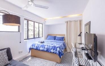 新加坡酒店公寓住宿:舒适安静的城市公寓 中峇鲁