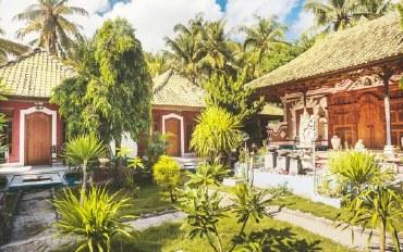 巴厘岛酒店公寓住宿:努沙花园 莲花洋房