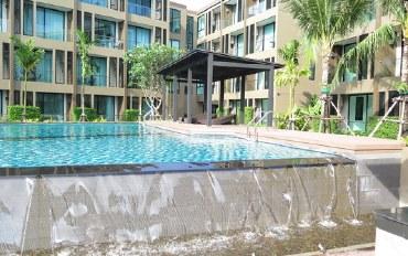 普吉岛酒店公寓住宿:一室配备齐全的公寓