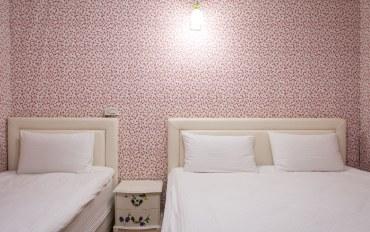 台北酒店公寓住宿:步行2分钟捷运站 雅致三人套房