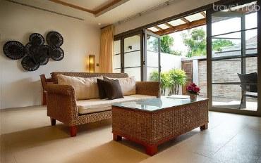 普吉岛酒店公寓住宿:邦涛舒适的泳池别墅