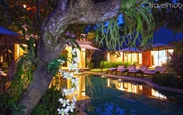 巴厘岛酒店公寓住宿:Blahbatuh奢华一室别墅