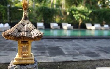 巴厘岛酒店公寓住宿:格斯一室巴厘岛之家