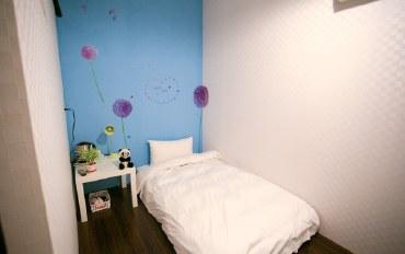 台北酒店公寓住宿:西门捷运标准单人房(无窗)