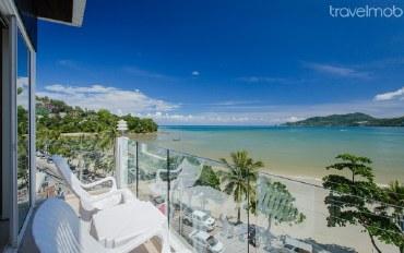 普吉岛酒店公寓住宿:海景奢华双人房