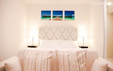 新加坡酒店公寓住宿:舒适的一室公寓 乌节中心