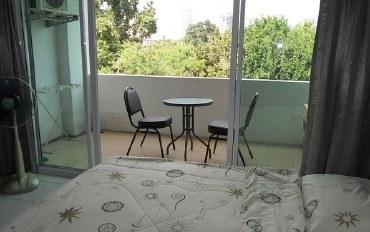 芭提雅酒店公寓住宿:一室公寓 Naklua路