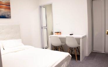 新加坡酒店公寓住宿:舒适的私人卧室套房