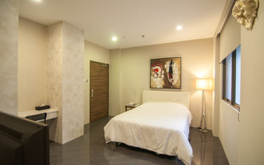 新加坡酒店公寓住宿:时尚服务式公寓@ Tanjong Pag