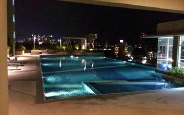 芭提雅酒店公寓住宿:芭堤雅的美丽公寓