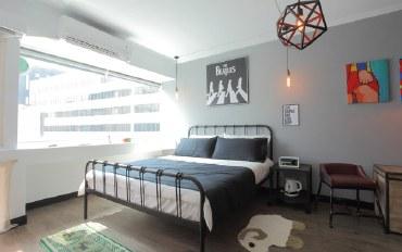 台北酒店公寓住宿:西門町的艾比路