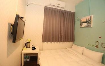 台北酒店公寓住宿:西门捷运双人房