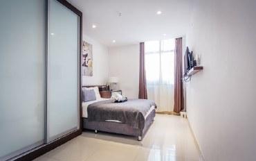 新加坡酒店公寓住宿:一室套间 带浴室
