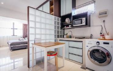 新加坡酒店公寓住宿:舒适开间