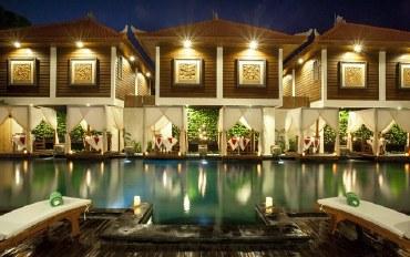 巴厘岛酒店公寓住宿:Legian中心别墅