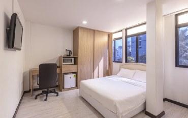 新加坡酒店公寓住宿:位于CBD的舒适房间,近地铁站