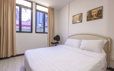 新加坡酒店公寓住宿:乌节一室公寓 靠近捷运 / 新加坡环球影