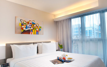 新加坡酒店公寓住宿:中央服务式公寓