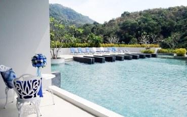普吉岛酒店公寓住宿:卡伦泳池开间