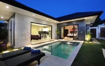 巴厘岛酒店公寓住宿:豪华泳池一室别墅