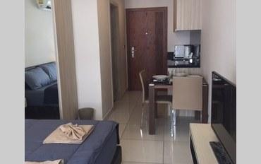 芭提雅酒店公寓住宿:Laguna 海滩公寓开间