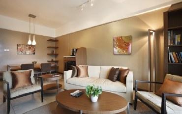 新加坡酒店公寓住宿:一居室大型温馨舒适公寓