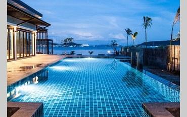 普吉岛酒店公寓住宿:海景空间 豪华一室 #A3