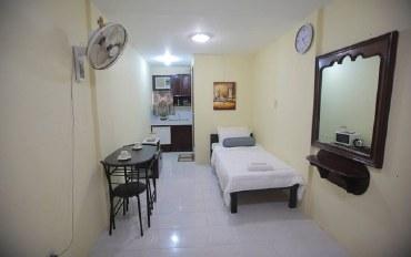 那牙酒店公寓住宿:精致一室公寓