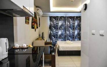 芭提雅酒店公寓住宿:水上公园单间公寓