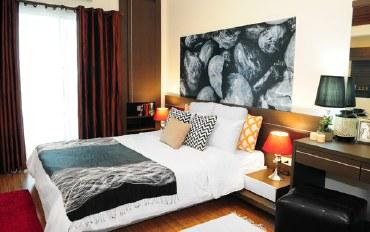 普吉岛酒店公寓住宿:靠近芭东海滩的公寓