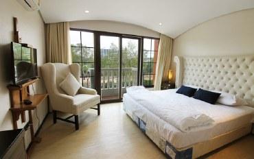 芭提雅酒店公寓住宿:Venetian度假公寓&泳池/健身房/
