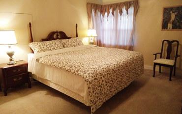 温哥华酒店公寓住宿:温莎雅舍艺术庄园豪华套房带独卫