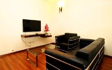 马来西亚酒店公寓住宿:吉隆坡市中心一居室公寓