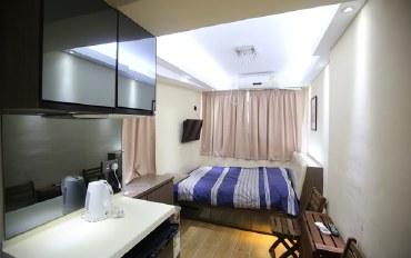 香港酒店公寓住宿:WanChai地铁站无线洗衣机#C