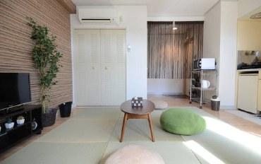 京都酒店公寓住宿:现代简约一室房屋