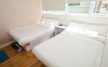 香港酒店公寓住宿:尖沙咀精品双床四人房