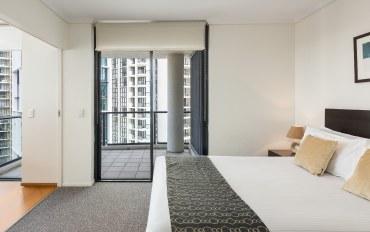 布里斯班酒店公寓住宿:布里斯班三居室公寓