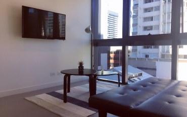 墨尔本酒店公寓住宿:墨尔本市中心摩登轻居