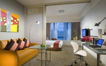 新加坡酒店公寓住宿:新加坡馨乐庭索菲娅山服务公寓开间套房