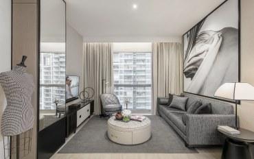 新加坡酒店公寓住宿:新加坡雅诗阁乌节服务公寓2居豪华套房