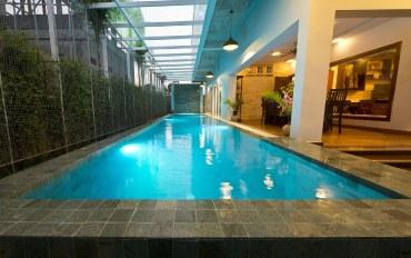 暹粒酒店公寓住宿:配置齐全带私人泳池的漂亮别墅