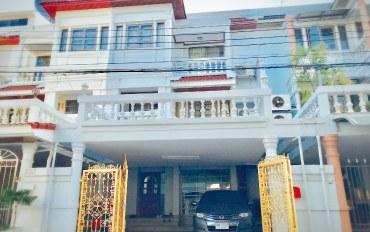 曼谷酒店公寓住宿:豆子那个家-—大客房+小客房