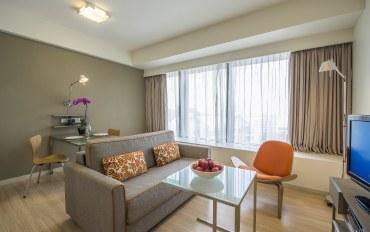 新加坡酒店公寓住宿:新加坡馨乐庭索菲娅山一居室豪华公寓