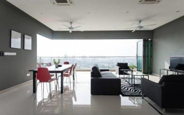 马来西亚酒店公寓住宿:无敌景观4套间超值豪宅