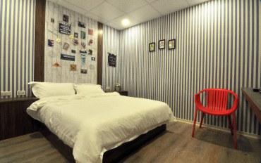 台北酒店公寓住宿:蔚蓝海岸双人套房 #102